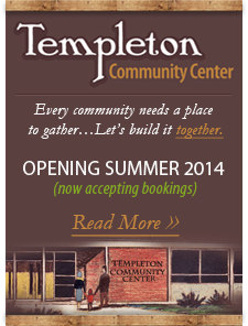 City of Templeton Community Center
